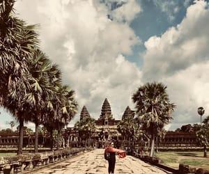 adventure, Cambodia, and Temple image