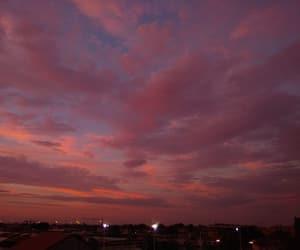 orange, pink, and sky image