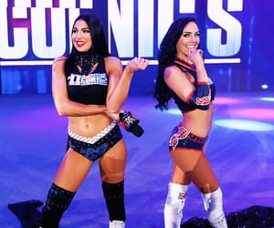 billie kay, iconic duo, and wwe image