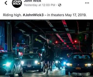 keanu reeves and john wick image