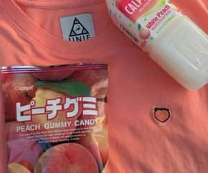 peach, aesthetic, and peachy image