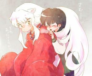 anime, fanart, and inuyasha image