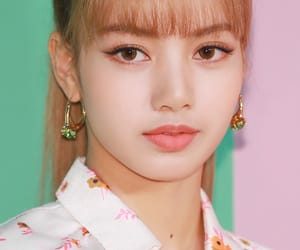 lisa, blackpink, and kpop image