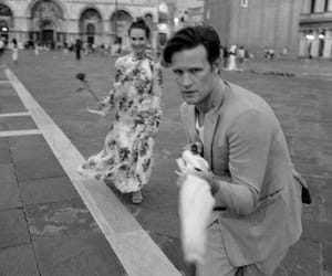 matt smith and lily james image