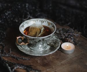 tea, light and air, and nectar and ambrosia image
