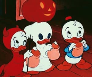 Halloween, disney, and trick or treat image