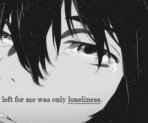 anime, crying, and gif image