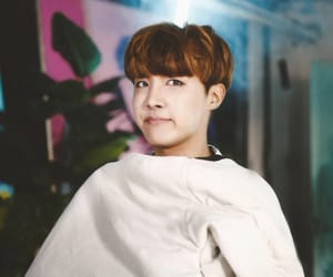 exhibition, hoseok, and kpop image