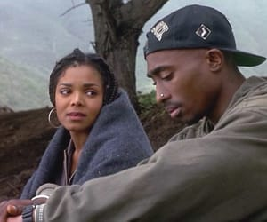 tupac, Janet, and janet jackson image