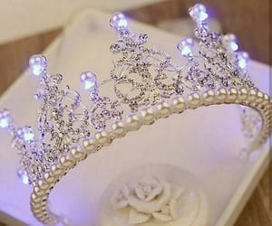 accessories, fashion, and crown image
