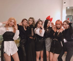 dreamcatcher, kpop, and group image