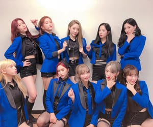 group, wjsn, and kpop image