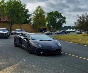 car, lambo, and luxury image