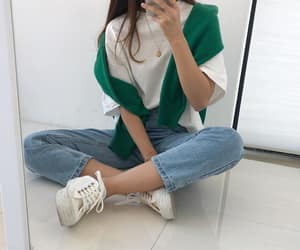 asian, clothes, and kfashion image