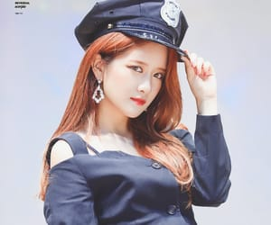 exy, cosmic girls, and cho sojung image