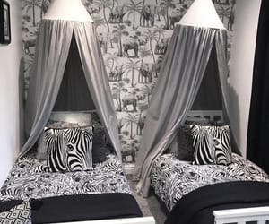 beautiful, bedroom, and canopy image