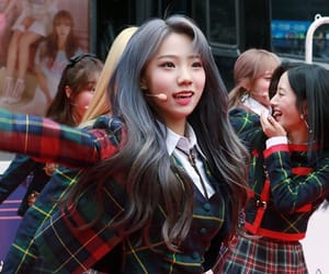 kpop, yeoreum, and wjsn image