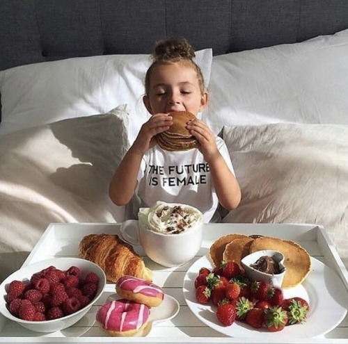 food, girl, and cute image