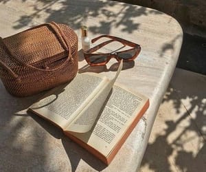 book, aesthetic, and summer image