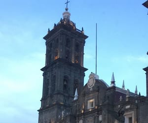 puebla, catedral, and travel image