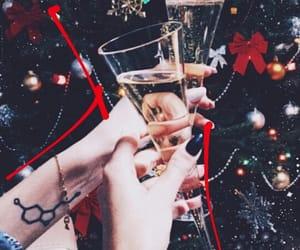 christmas, merry christmas, and ho ho ho image