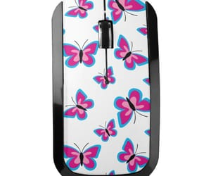 butterfly, mouse, and zazzle image