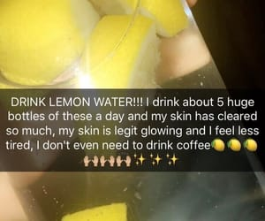 skincare, tips, and water image