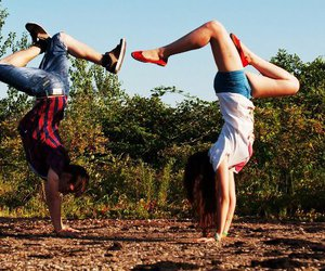 bboy, couple, and crazy image