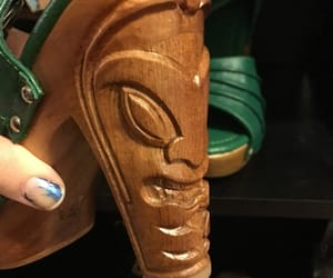 tiki, rétrostyle, and luckyloushoes image