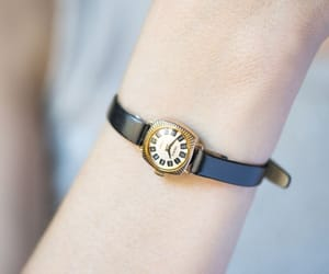 etsy, tiny woman watch, and petite watch gift image