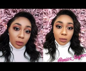 video, fall makeup, and cut crease image