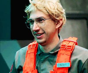 gif, snl, and adam driver image