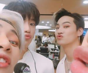 got7, bambam, and jinyoung image