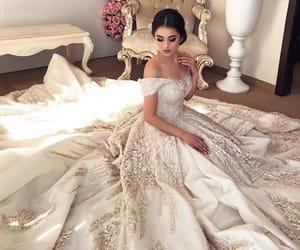 bride, wedding, and dreamwedding image