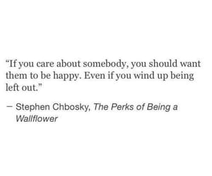 quotes, happiness, and the perks of being a wallflower image