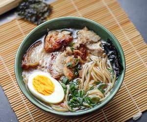 noodles, ramen, and soup image