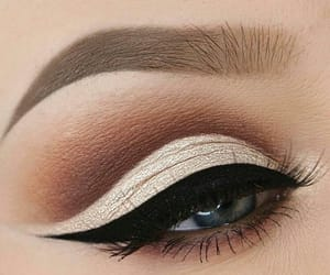 makeup, eyeliner, and inspiration image