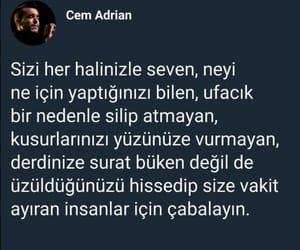 turkce, cem adrian, and sevmek image