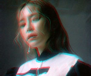 aesthetic, korean, and heize image