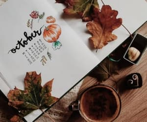 article, autumn, and writing image