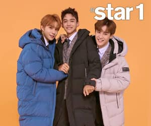 lucas, jungwoo, and nct image