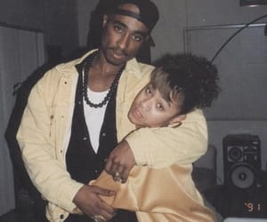 2pac, 90s, and ghetto image