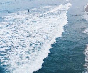 paradise, peace, and sea image