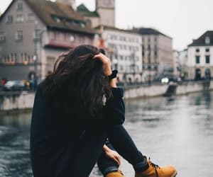 alone, girl, and tumblr image