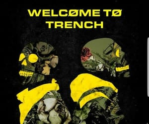 trench, 2018, and twenty one pilots image