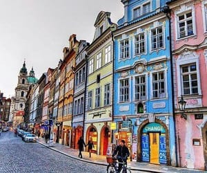 travel, prague, and europe image