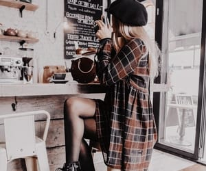 aesthetic, winter, and coffee image