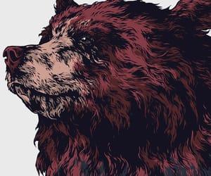 animal, animal art, and animals image