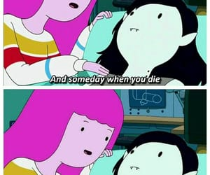 adventure time, princess bubblegum, and bubbline image