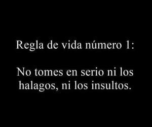 frases en español, insultos, and halagos image